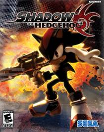 Picture of a game: Shadow The Hedgehog