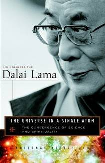 Picture of a book: The Universe In A Single Atom: The Convergence Of Science And Spirituality