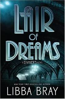 Picture of a book: Lair Of Dreams