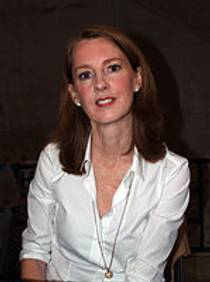 Picture of an author: Gretchen Rubin