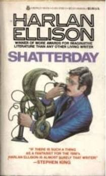 Picture of a book: Shatterday