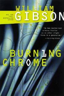 Picture of a book: Burning Chrome