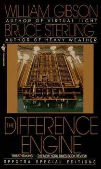 Picture of a book: The Difference Engine