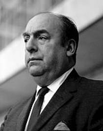 Picture of an author: Pablo Neruda