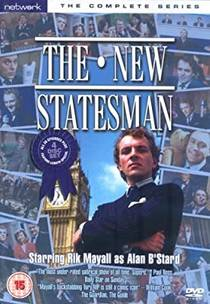 Picture of a TV show: The New Statesman