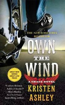 Picture of a book: Own The Wind