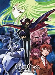 Picture of a TV show: Kôdo Giasu - Hangyaku No Rurûshu: Code Geass - Lelouch Of The Rebellion