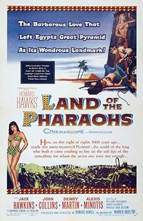 Picture of a movie: Land Of The Pharaohs