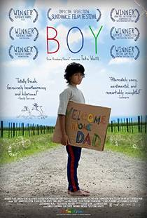 Picture of a movie: Boy