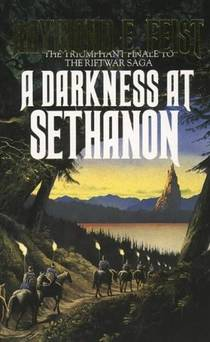 Picture of a book: A Darkness At Sethanon