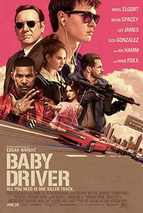 Picture of a movie: Baby Driver