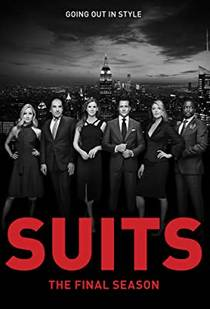 Picture of a TV show: Suits