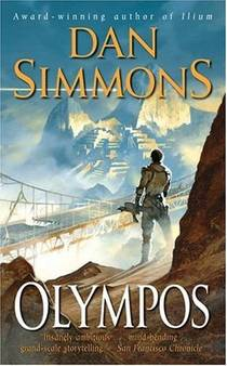 Picture of a book: Olympos