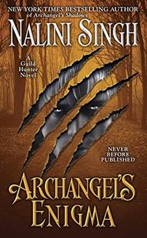 Picture of a book: Archangel's Enigma