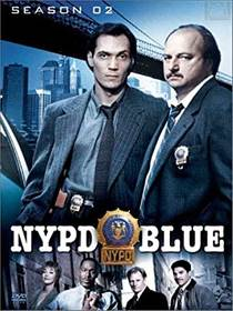 Picture of a TV show: Nypd Blue