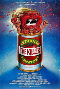 Picture of a movie: Return Of The Killer Tomatoes