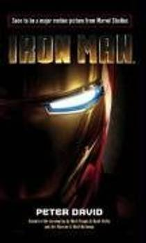 Picture of a book: Iron Man