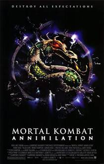 Picture of a movie: Mortal Kombat: Annihilation