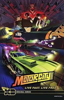 Picture of a TV show: Motorcity