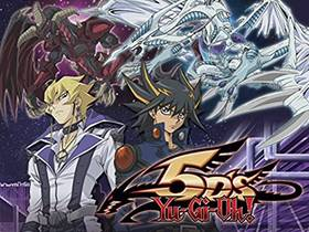 Picture of a TV show: Yu-Gi-Oh! 5d's
