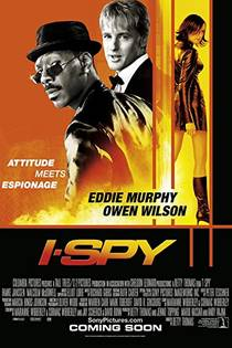 Picture of a movie: I Spy