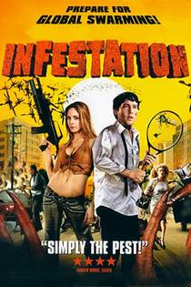 Picture of a movie: Infestation