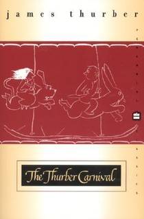 Picture of a book: The Thurber Carnival