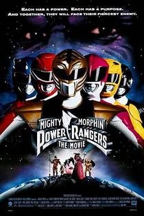 Picture of a movie: Mighty Morphin Power Rangers: The Movie