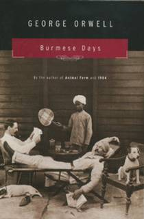 Picture of a book: Burmese Days