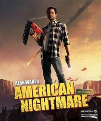 Picture of a game: Alan Wake's American Nightmare