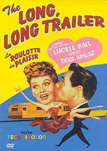 Picture of a movie: The Long, Long Trailer