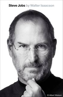 Picture of a book: Steve Jobs