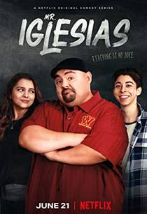 Picture of a TV show: Mr. Iglesias