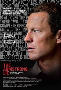 Picture of a movie: The Armstrong Lie
