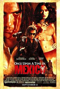 Picture of a movie: Once Upon A Time In Mexico