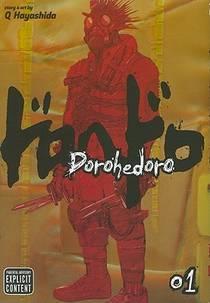 Picture of a book: Dorohedoro