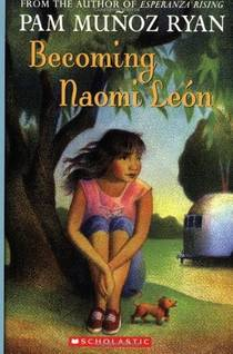 Picture of a book: Becoming Naomi León