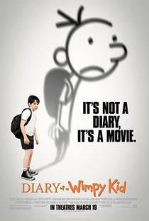 Picture of a movie: Diary Of A Wimpy Kid