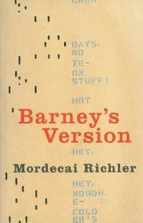Picture of a book: Barney's Version
