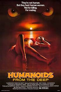 Picture of a movie: Humanoids From The Deep