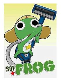 Picture of a TV show: Sgt. Frog