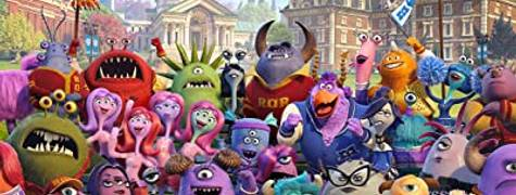 Image of Monsters University