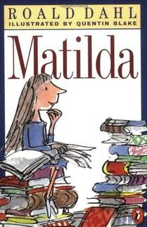 Picture of a book: Matilda