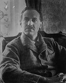 Picture of an author: Lord Dunsany