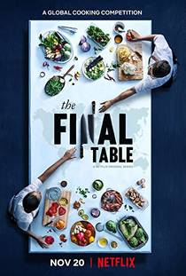 Picture of a TV show: The Final Table