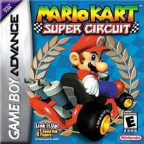 Picture of a game: Mario Kart Super Circuit