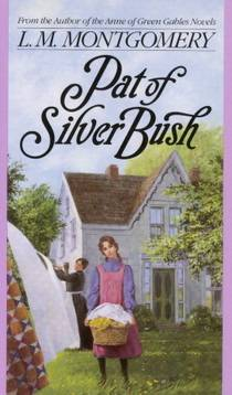 Picture of a book: Pat of Silver Bush
