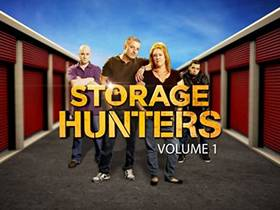 Picture of a TV show: Storage Hunters