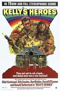 Picture of a movie: Kelly's Heroes