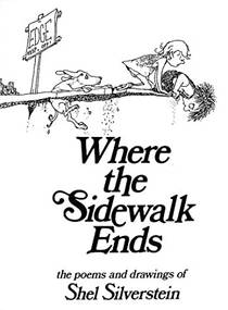 Picture of a book: Where The Sidewalk Ends